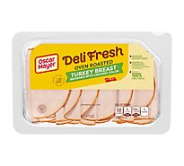 Oscar Mayer Deli Fresh Oven Roasted Turkey Breast - 9 Oz.