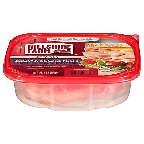 Hillshire Farm Ultra Thin Sliced Lunchmeat Brown Sugar Ham - 9 Oz