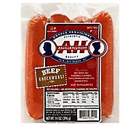 A&H Knockwurst - 16 Oz