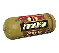 Jimmy Dean Sausage Pork Premium Maple - 16 Oz