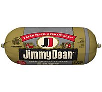 Jimmy Dean Premium Pork Sage Sausage Roll - 16 Oz