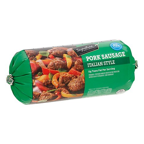 Signature Farms Sausage Italian - 16 Oz