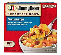 Jimmy Dean Sausage Egg & Cheese Breakfast Bowl - 7 Oz