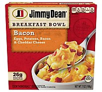 Jimmy Dean Bacon Egg & Cheese Breakfast Bowl - 7 Oz