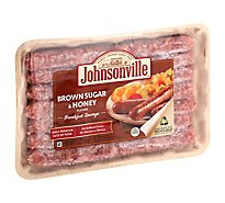 Johnsonville Breakfast Sausage Links Brown Sugar & Honey 14 Links - 12 Oz