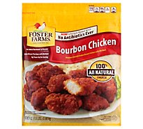 Foster Farms Chicken Bourbon - 24 Oz