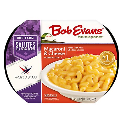 Bob Evans Tasteful Sides Macaroni & Cheese - 20 Oz