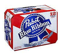 Pabst Blue Ribbon Beer Original Slimcan - 12-12 Fl. Oz.