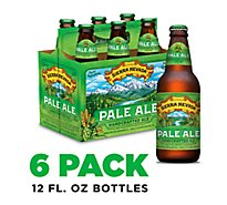 Sierra Nevada Beer Pale Ale Handcrafted Ale Bottles - 6-12 Fl. Oz.
