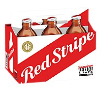 Red Stripe Beer Imported Lager - 6-11.2 Fl. Oz.