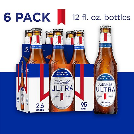 Michelob Ultra Beer Superior L - Online