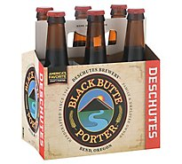 Deschutes Brewery Beer Year Round Black Butter Porter Bottles - 6-12 Fl. Oz.
