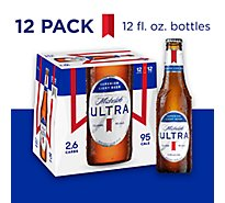 Michelob Ultra Beer Superior Light Bottle - 12-12 Fl. Oz.