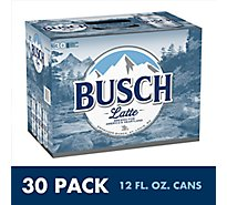 Busch Light Beer Can - 30-12 Fl. Oz.