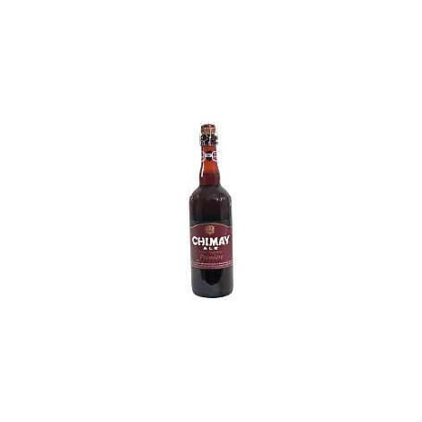 Chimay Trappist Red Ale Beer Bottles - 25.4 Fl. Oz.