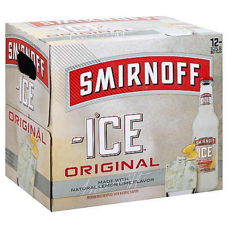 Smirnoff Ice Bottles - 12-11.2Fl. Oz.