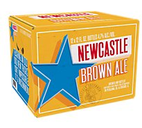 Newcastle Beer Brown Ale Bottle - 12-12 Fl. Oz.