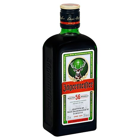 Jagermeister Liqueur 70 Proof - 375 Ml