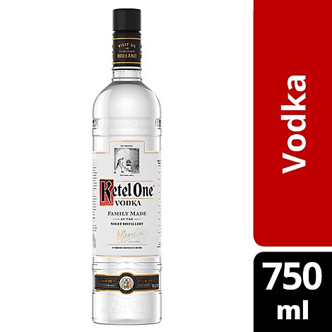 Ketel One Vodka 80 Proof - 750 Ml