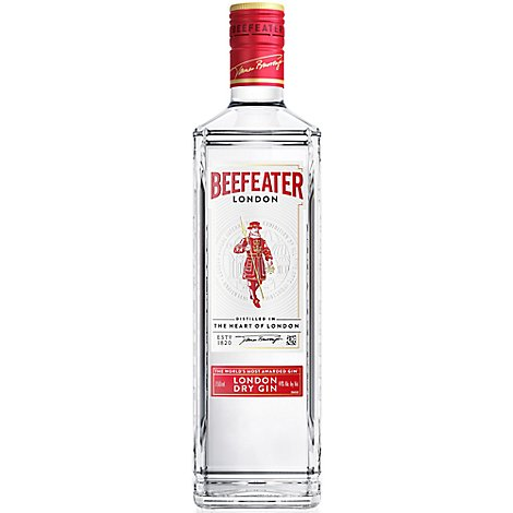 Beefeater Gin London Dry 94 Proof - 750 Ml
