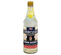 Everclear Grain Alcohol 151 Proof - 750 Ml