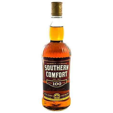Southern Comfort Whisky Liqueur 100 Proof - 750 Ml