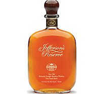 Jeffersons Reserve Kentucky Straight Bourbon Whisky 90.2 Proof - 750 Ml