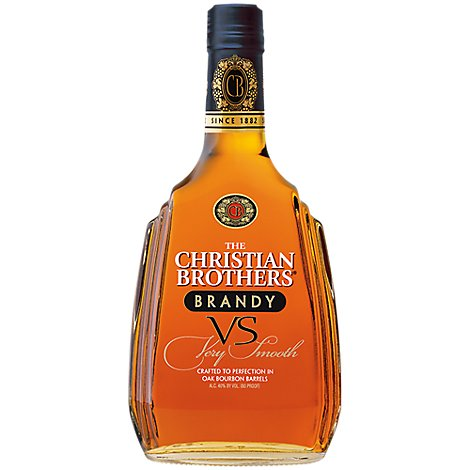 The Christian Brothers Brandy VS Very Smooth 80 Proof - 750 Ml