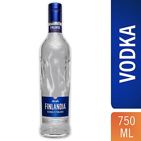 Finlandia Vodka 80 Proof - 750 Ml