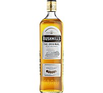 Bushmills Irish Whiskey 80 Proof - 750 Ml