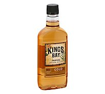 Kings Bay Rum Gold Dark 80 Proof - 750 Ml
