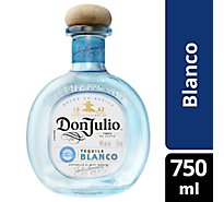 Don Julio Tequila Blanco 80 Proof - 750 Ml
