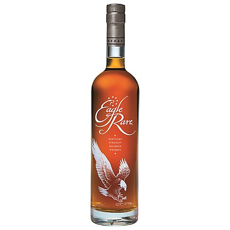 Eagle Rare 10 Year-Old Single Barrel Kentucky Straight Bourbon Whiskey 90 Proof - 750 Ml