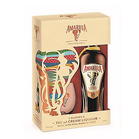 Amarula Cream Liqueur 34 Proof - 750 Ml