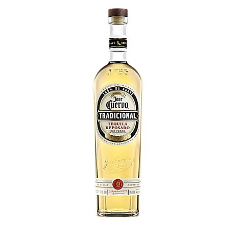 Jose Cuervo Tequila Tradicional 80 Proof - 750 Ml