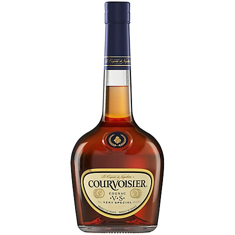 Courvoisier Cognac VS 80 Proof - 750 Ml