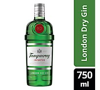 Tanqueray Gin London Dry Gin 94.6 Proof - 750 Ml