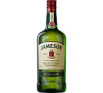 Jameson Irish Whiskey 80 Proof - 1.75 Liter
