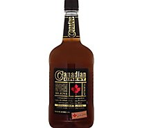 Canadian Crest Whisky Blended Canadian 80 Proof - 1.75 Liter