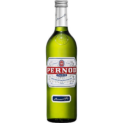 Pernod Anise Liqueur 80 Proof - 750 Ml