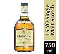 Dalwhinnie 15 Year Old Scotch Whisky 86 Proof - 750 Ml
