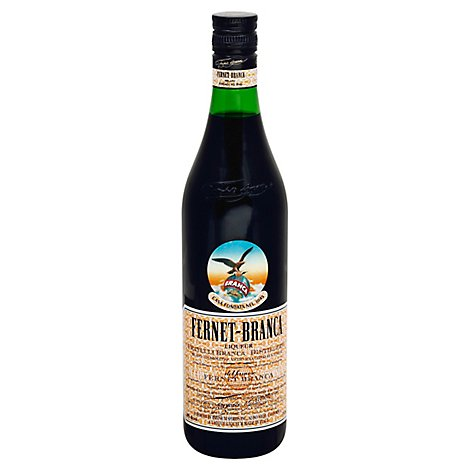 Fernet-Branca Liqueur 80 Proof - 750 Ml