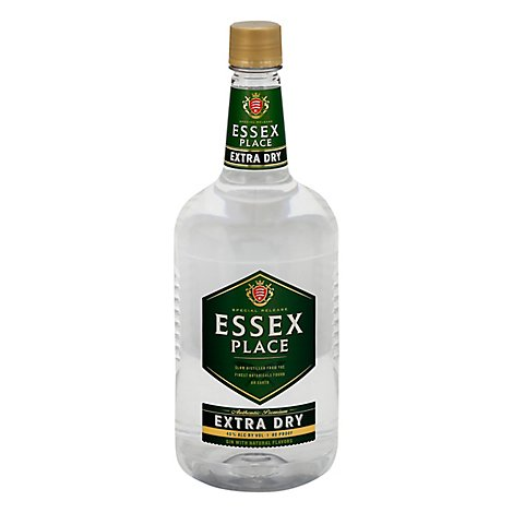 Essex Place Gin London Dry Distilled 80 Proof - 1.75 Liter