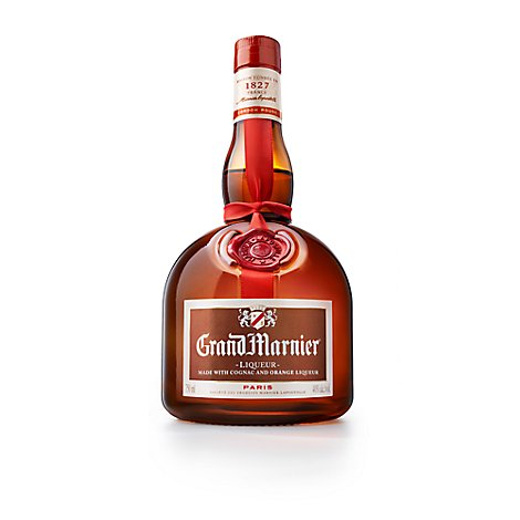 Grand Marnier Cordon Rouge Liqueur Orange & Cognac 80 Proof - 750 Ml