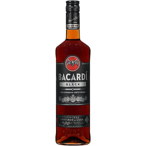 Bacardi Rum Select Puerto Rican 80 Proof - 750 Ml