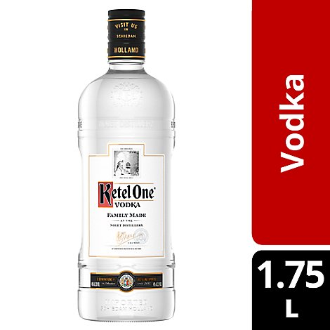 Ketel One Vodka 80 Proof - 1.75 Liter