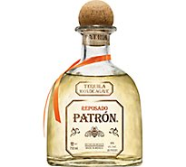 Patron Tequila Reposado 80 Proof - 750 Ml