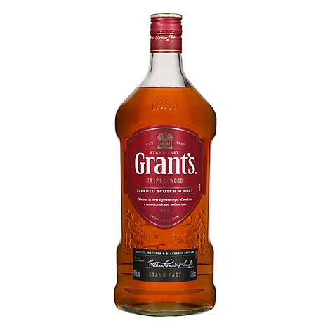 William Grants Blended Scotch Whisky 80 Proof - 1.75 Liter