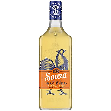 Sauza Tequila Gold 80 Proof - 750 Ml