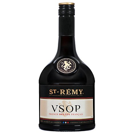 St. Remy Brandy French VSOP 80 Proof - 750 Ml
